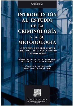 criminologia Libros